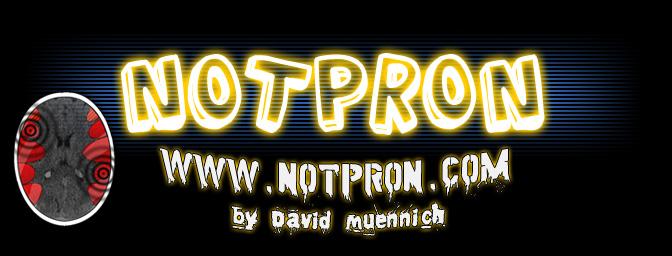 NOTPRON!!! Logo8